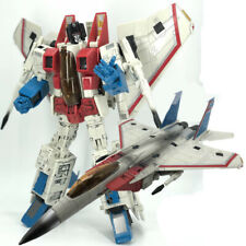 Transformation Robot Formers Oversized MP11 F11 Skywarp Starscream Figure Model