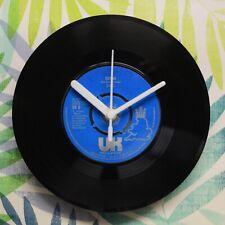 """10cc """"Donna"""" Retro Chic 7"""" Vinyl Record Wall Clock"""