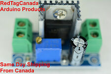 DC Linear Converter Buck Step Down LM317 Low Ripple Module Power Supply - CANADA