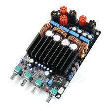 TAS5630 2.1 Class D 300W+150W+150W Tone Adjust Amplifier Completed Board