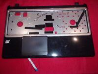 Packard Bell Easynote ENTE69KB  plasturgie top case repose poignets