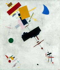 Kazimir Malevich Suprematism Giclee Canvas Print Paintings Poster Reproduction C