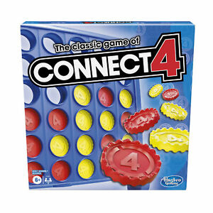 Connect 4 Game, Official Classic Board Game for kids