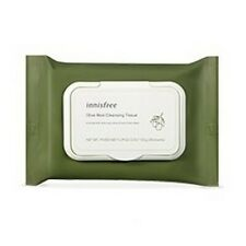 [Innisfree] Olive Real Cleansing Tissue 30sheets