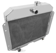 Champion Cooling 3 Row All Aluminum Radiator For 1951 1952 1953 Willys