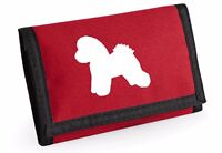 Bichon Frise Wallet Rip-Stop Colour Choice Dog Purse Birthday Mothers Day Gift