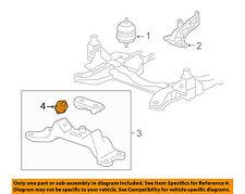 Cadillac GM OEM 08-14 CTS 3.6L-V6 Engine-Transmission Mount-Insulator 25843484