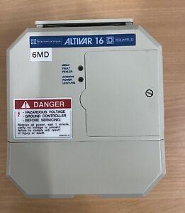 Telemecanique /Frequenzumrichter Square D Altivar 16 ATV 16U09M2