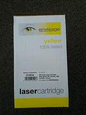NEW ENVISAGE TONER FOR HP PRO MFP M476 DN/DW/NW, DW 21PPM  CF382A  YELLOW