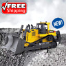 1:16 Remote Control Truck 8CH RC Bulldozer Machine on Control Car Toys for Boys