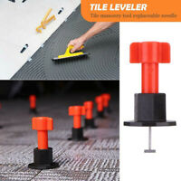 75Pcs Reusable Anti-Lippage Tile Leveling System Locator Tool Ceramic Floor Wall
