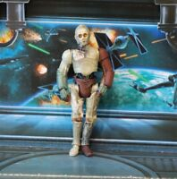 STAR WARS FIGURE 2002 SAGA COLLECTION C-3PO (PROTOCOL DROID) REMOVABLE PANELS