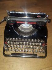 Schreibmaschine Groma Modell N 40er/50ger Jahre