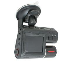 New listing Dual Lens Car Dvr Dashboard Cam Night Vision Camera Video Recorder Hd 1080P 85g