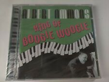 Albert Ammons - King of Boogie Woogie 2 CD Set Brand New Acrobat Music
