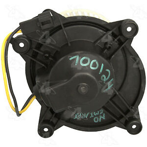New Blower Motor With Wheel Four Seasons 75742