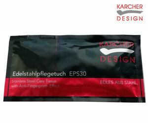 KARCHER Handle Care Cloth Wipe for Stainless Steel door hardware and accessories