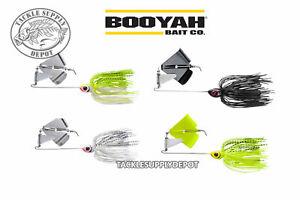 Booyah Buzzbait Buzz Clacker Topwater 3/8oz - Pick