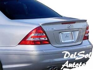 Mercedes-Benz W203 W 203 4dr AMG type Spoiler C230 C320 320 C230 C32 C55 55 C63