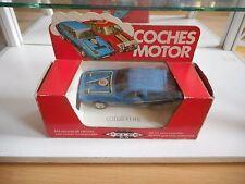 Pilen Coches Motor Lotus Elite in Blue in Box