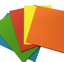 Premier A4 Activity Coloured Card 160gsm 50 Sheets Rainbow