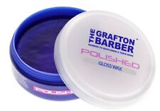 POLISHED: Gloss Wax from The Grafton Barber