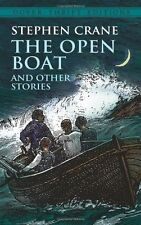 The Open Boat and Other Stories (Dover Thrift Editions) by Stephen Crane