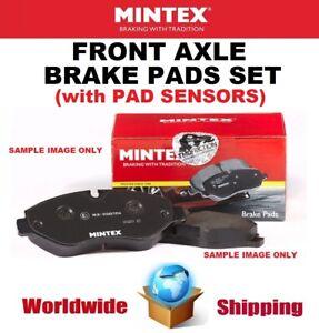 New Jaguar XF 3.0 Genuine Mintex Rear Brake Pads Set