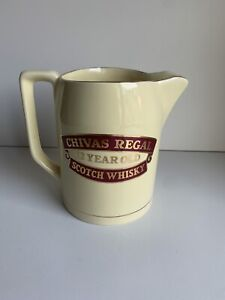 Chivas Regal 12 Year Old Whisky Wade Water Jug