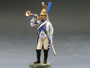 COAG-289 Dragoon Trumpeter (Special Edition CF007) - King and Country - Napoleon