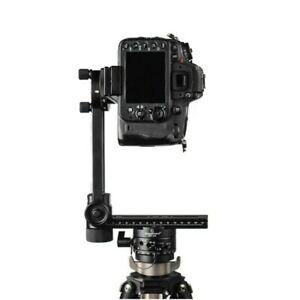 CR-3015A 360° Panoramic Tripod Head Camera Stand Load 8KG For Manfrotto Benro