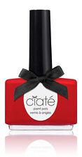 * New Ciaté Nail Polish - BOUDOIR (vibrant red) - 13.5 ml *