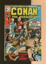 Conan the Barbarian 2 FN 6.0 * 1 Book Lot * Toy Thomas & Barry Windsor-Smith!