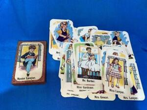 Old Vintage Mr. Lawyer Card Game From Leo Toys Co. india 1986 .