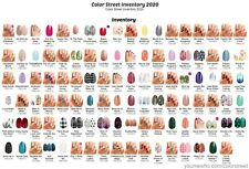 Color Street - All nail sets are $9.00 each with Free S/H!