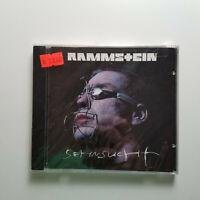 NEW - RAMMSTEIN Sehnsucht CD, Original 1997 - FAST SHIPPING