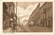 Tarnów, Ul. Krakowska, tramwaj, Tarnow, Krakauer Straße mit Straßenbahn