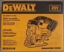 DEWALT DCS331B 20V Max Li-Ion Cordless Variable Speed Jig Saw - BRAND NEW !!!!