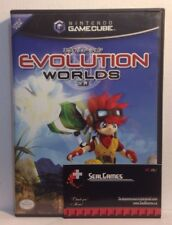 Evolution Worlds Nintendo GameCube Video Game Complete Disc Is Very Good