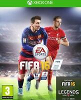 FIFA 16 ( Microsoft Xbox One, 2015 ) xbox game