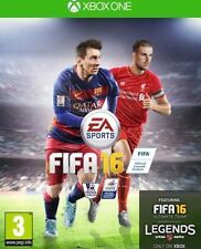 FIFA 16 (Microsoft Xbox One, 2015) feat. Ultimate Team Legends