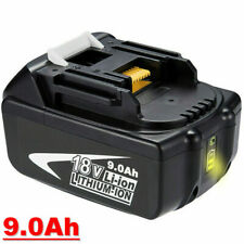 5000mah Replace BL1860B Battery LXT Lithium-ion for Makita Bl1850b LED Tools