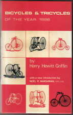 Bicycles and Tricycles of the Year 1886 by H H Griffin Limited edition No. 740