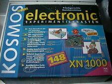Kosmos  Electronic Experimentierkasten Lern Motorik XN1000 basteln lernen