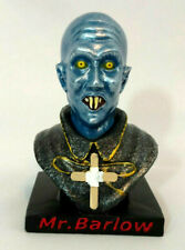 "Mr Barlow Bust Fright Crate Serial Resin Company Horror Movie 4"" Statue Figurine"