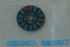 Disco settimana - Week disk - Ring Upword -  Seiko  870 931 T / 6138 A