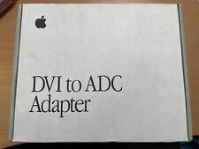 Apple DVI to ADC Adapter Boxed and Complete