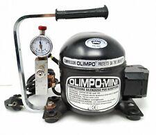 Olimpo mini compressore per aerografo silenzioso airbrush compressor profesional