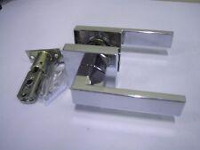 Passage lever handle   chrome  finish 9807