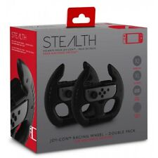 Stealth Nintendo Switch Joy-con Racing Wheel - 2 Pack